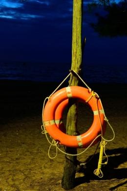 floating ring buoy