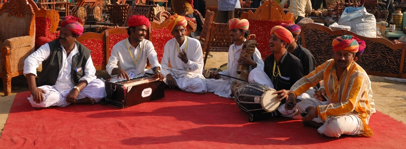Rajasthani Musicians