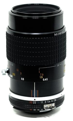 Micro Nikkor 105mm