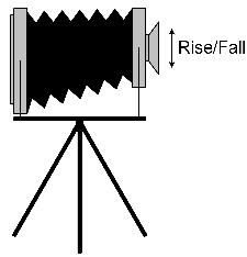 View camera diagram
