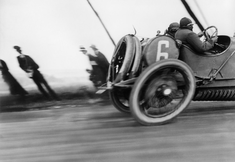 "Jacques-Henri Lartigue's ""Car Trip"""