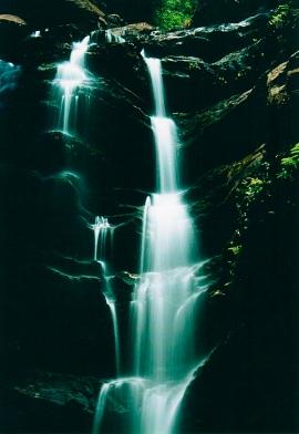 Dark Waterfalls