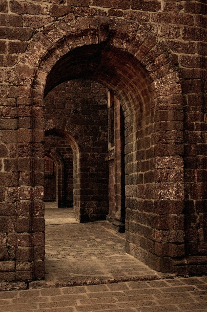 Old Arches - Mystery and Intrigue