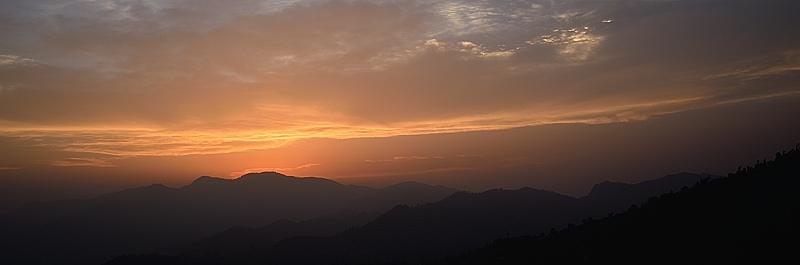 Sunset at Natadol