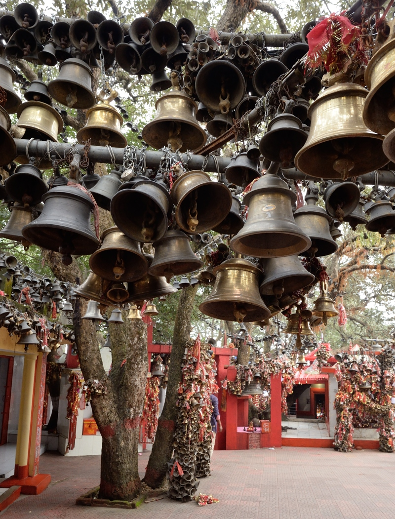 Temple with Million Bells