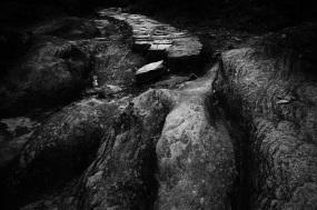 Broken pathway