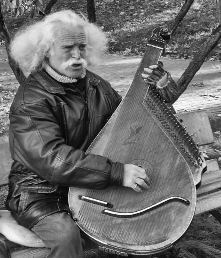 Musician in Kyiv