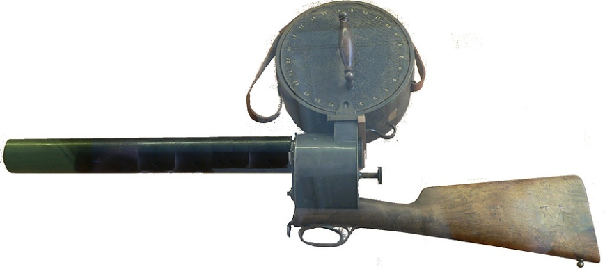 Fusil de Marey