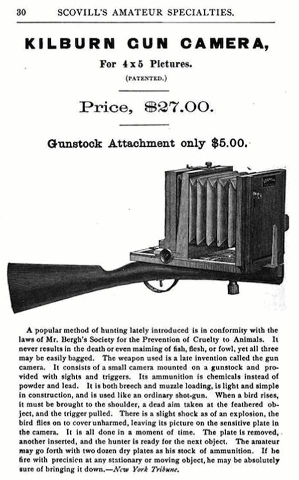 Kilburn Gun Camera