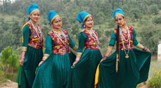 Kumaoni Dancers