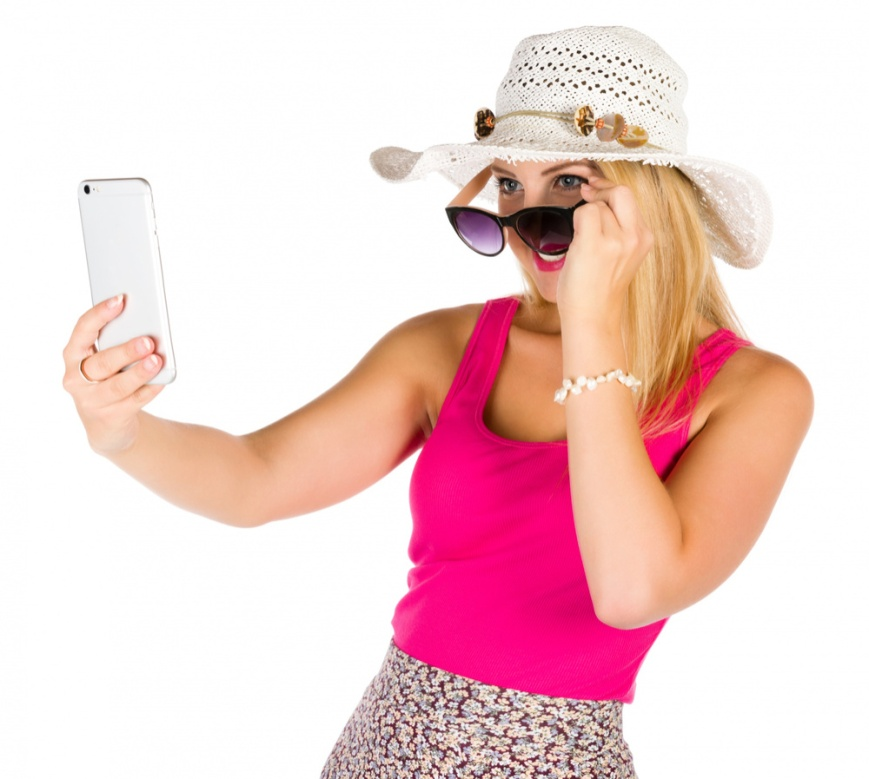 Taking a Selfie (CC0 License)