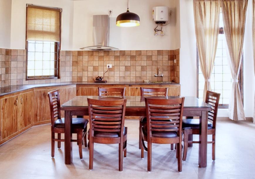 Kitchenette - Dinning
