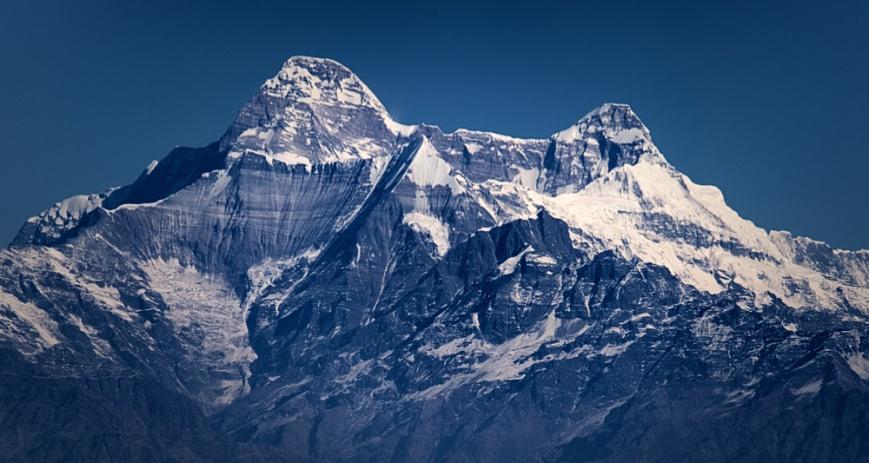 Nanda Devi Peak