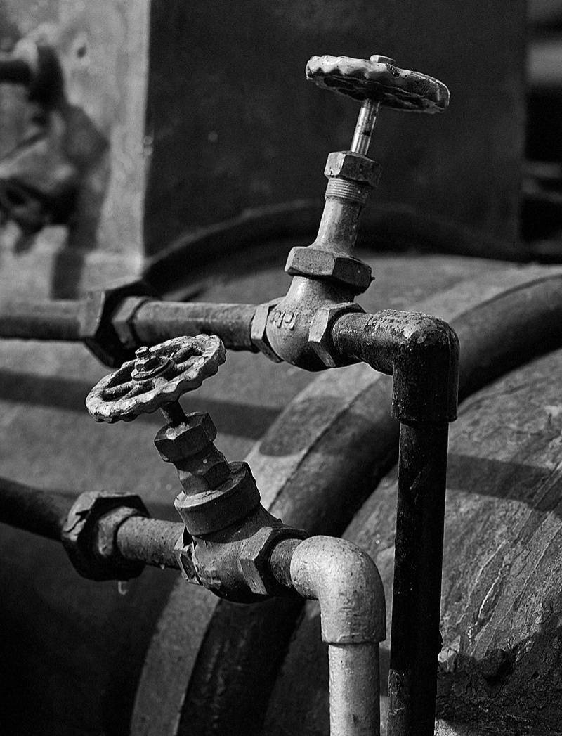 Two Valves