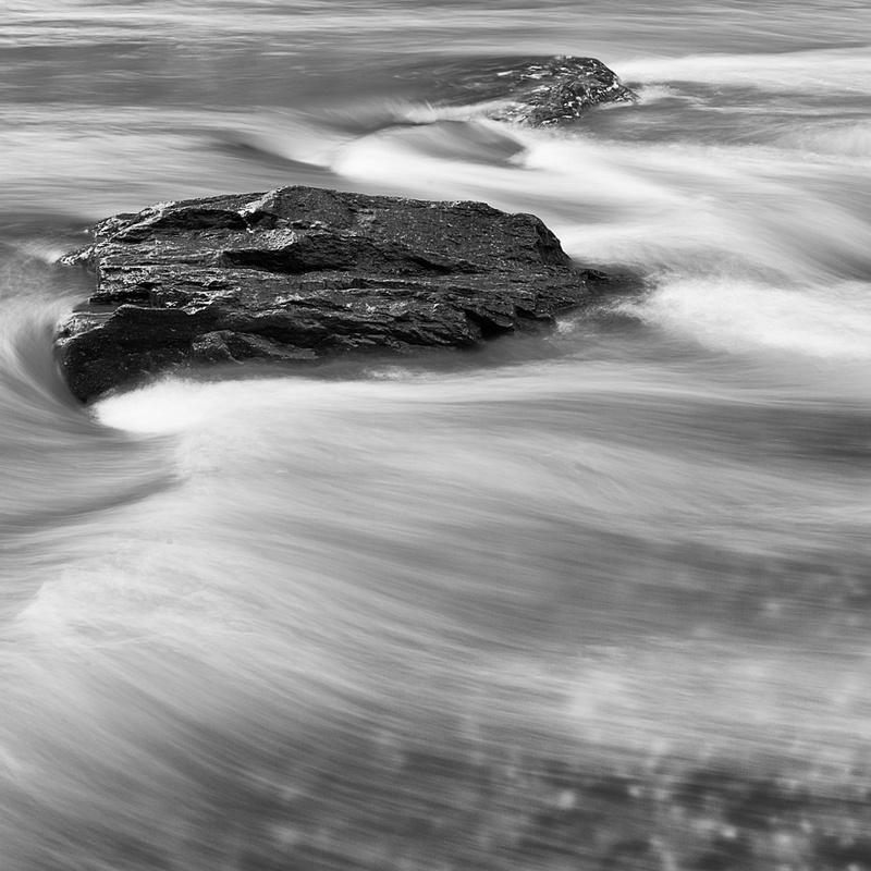 Rock and Swirls